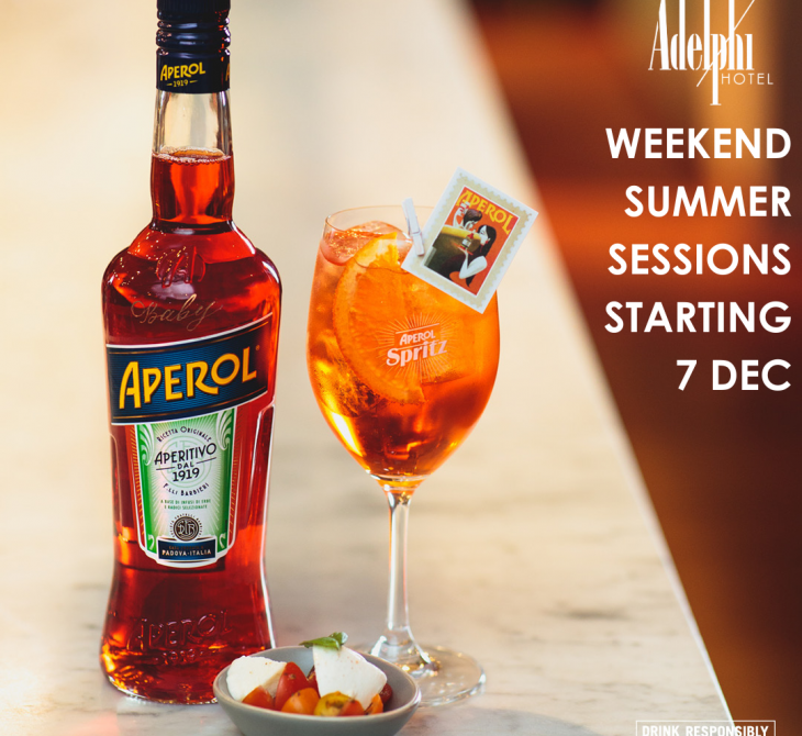 APEROL WEEKEND SUMMER SESSIONS